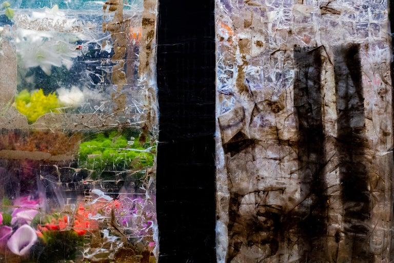 Milo Hess Abstract Photograph - Flower Seller