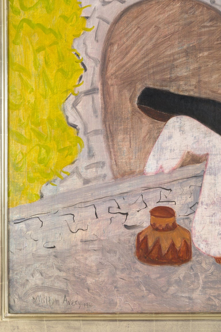 Hand-Painted Milton Avery