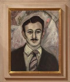 Portrait of Gershon Benjamin