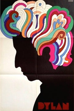 Bob Dylan, Milton Glaser