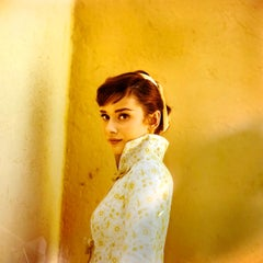 Audrey Hepburn, Summer of 1955 (LOOK MAGAZINE, VINTAGE HOLLYWOOD PHOTOGRAPHY)