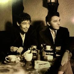 Richard Burton & Peter O'Toole, 1963 (FOR LIFE MAGAZINE, HOLLYWOOD PHOTOGRAPHY)