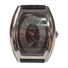Milus Agenios Manual Wind, AGES01, Brand New in Box