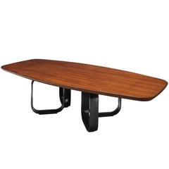 MIM Roma Large Rosewood Table