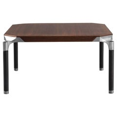 MIM Roma Mahogany Coffee Table, circa 1950