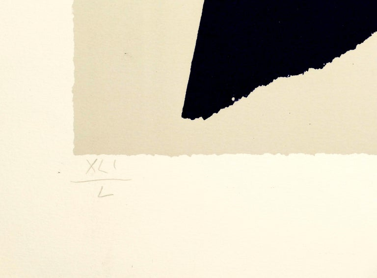 Untitled - Original Lithograph by Mimmo Paladino - 1983 For Sale 1
