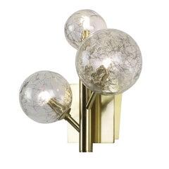 Mimosa Three-Light Wall Lamp