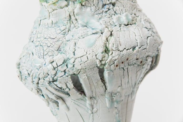 Porcelain Mindy Horn, Balance, USA For Sale