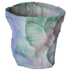 Mineral Layer Vase by Andredottir & Bobek