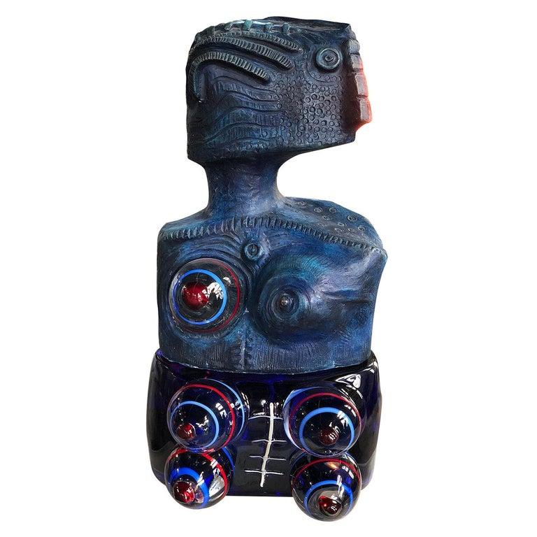Minerva Sculpture by Alfredo Sosabravo Limited Edition For Sale