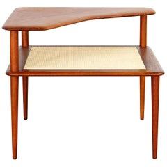 Minerva Side Table by Peter Hvidt & Orla Mølgaard Nielsen, 1960s