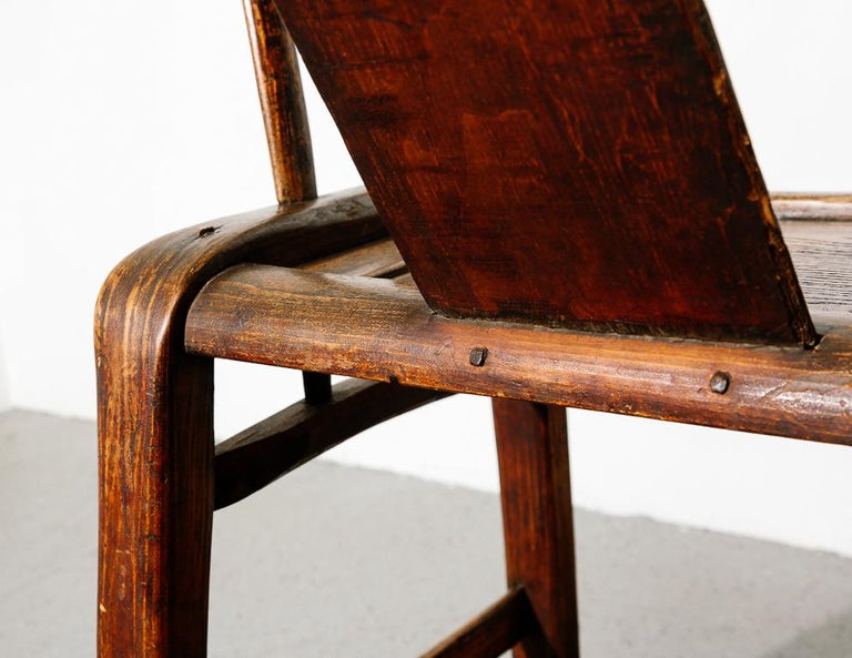 Ming Horseshoe Chair For Sale 2