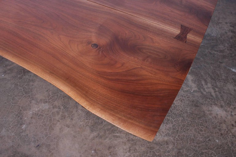 Minguren II Dining Table by Mira Nakashima For Sale 7