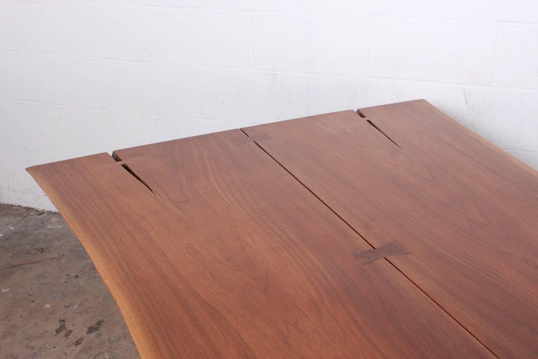 Minguren II Dining Table by Mira Nakashima For Sale 10
