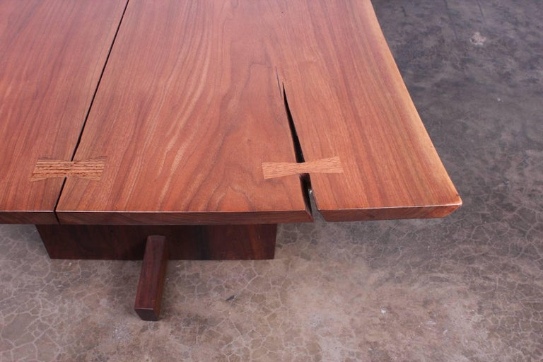 Minguren II Dining Table by Mira Nakashima For Sale 13
