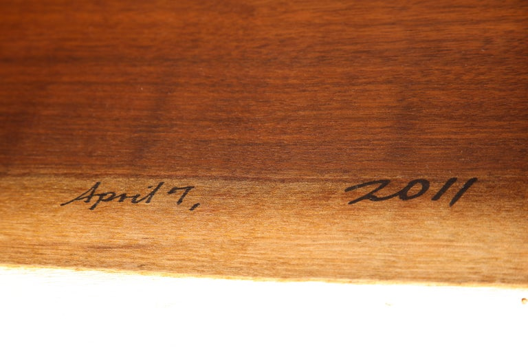 Minguren II Dining Table by Mira Nakashima In Excellent Condition For Sale In East Hampton, NY