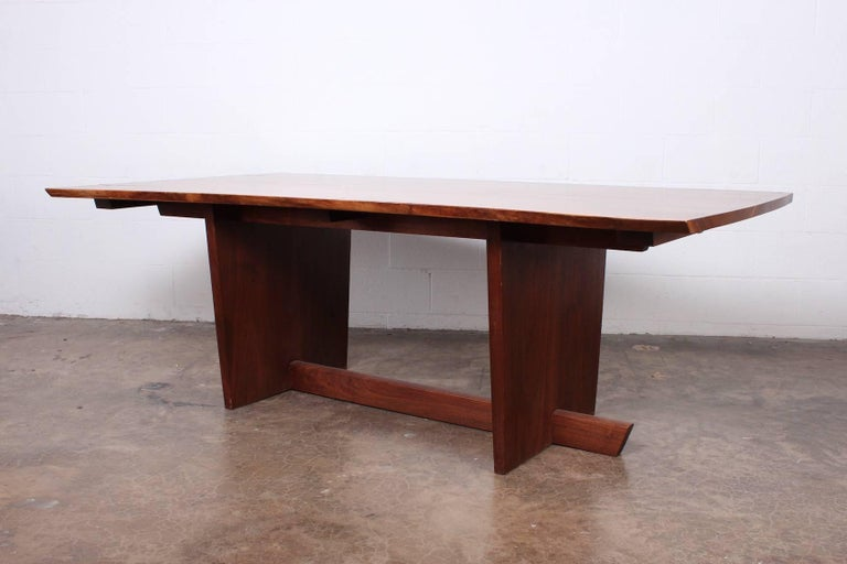 Minguren II Dining Table by Mira Nakashima For Sale 1