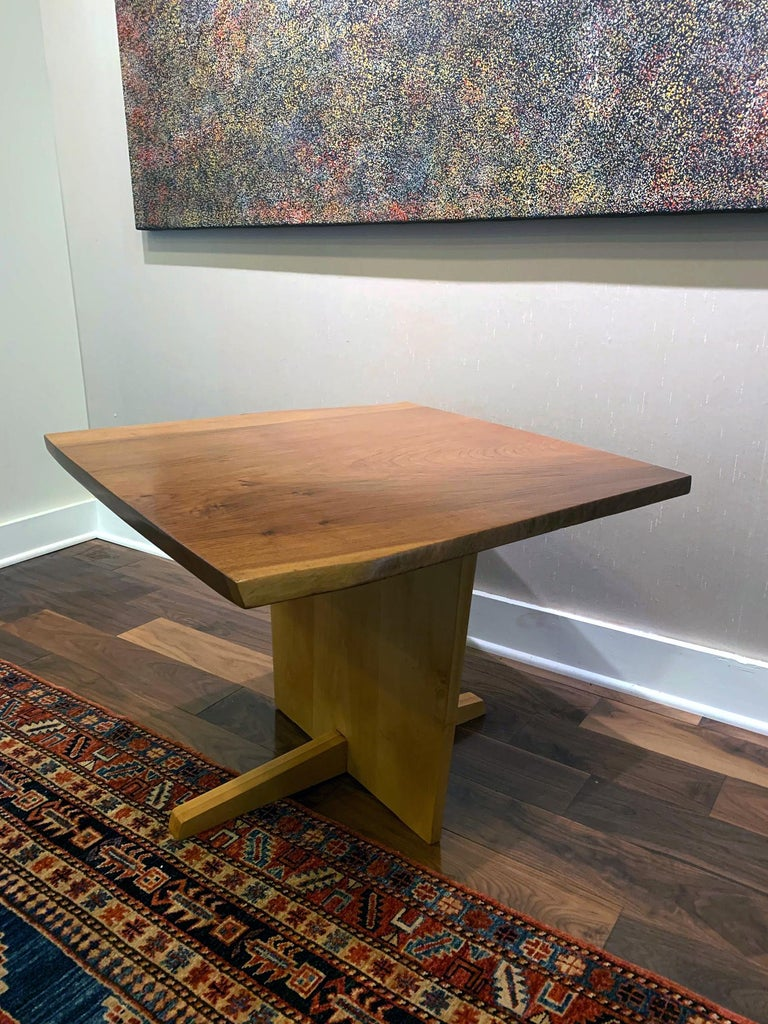 Mid-Century Modern Minguren Table by George Nakashmia For Sale