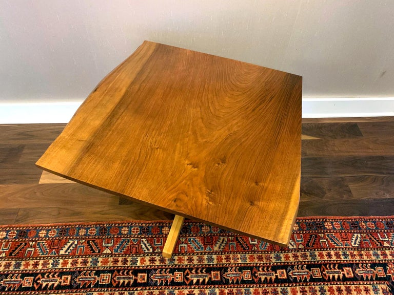Minguren Table by George Nakashmia In Good Condition For Sale In North Miami, FL