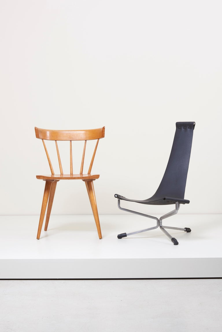 Mini Lotus Chair by Dan Wenger, US In Excellent Condition For Sale In Berlin, DE