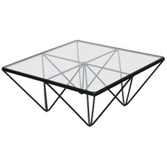 "Mini Paolo Piva Style ""ALANDA"" Pyramid Table"