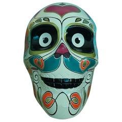 Mini Skull / Reina Xempaxóchitl / Sculpture / Mexicraneos / Martín Lopeztovar