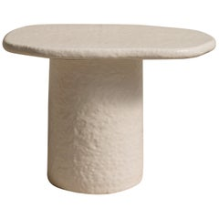 Mini Table Contemporary Coffee Table in Ceramic by MYK Studio