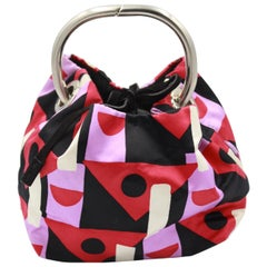 Mini Tiny Prada Silk Bag Reedited by Holliday and Brown