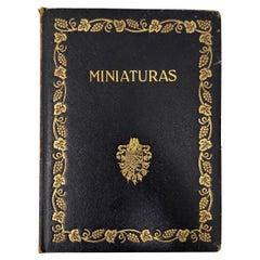 "Miniaturas ""Catalog of Miniatures"" Duke of Berwick & Alba, circa 1924"