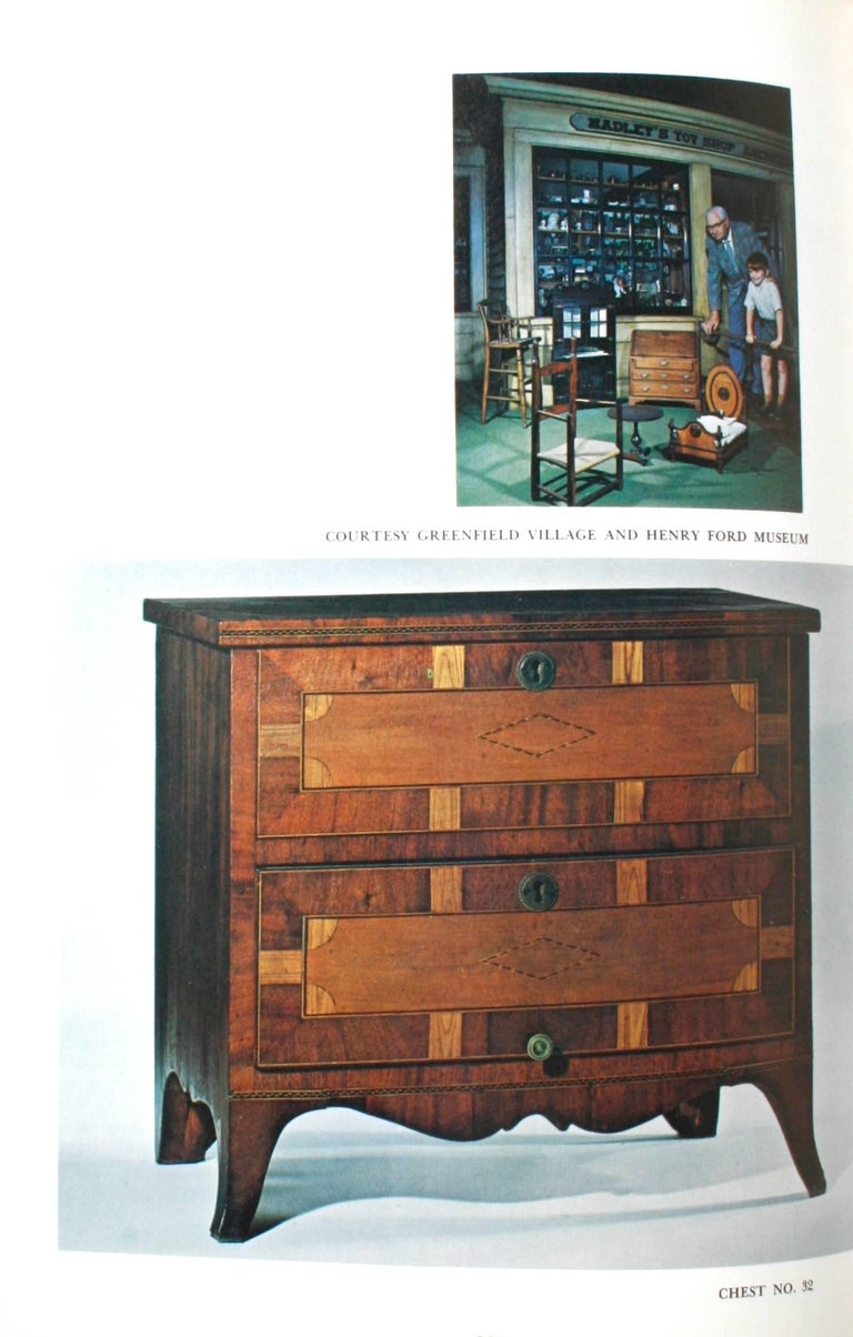 Miniature Antique Furniture, First Edition For Sale 2