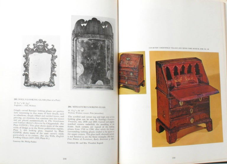 Miniature Antique Furniture, First Edition For Sale 3