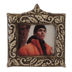 Miniature Ceramic Decorative Picture Frame
