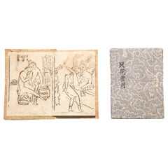 Miniature Chinese Erotic Pillow Book