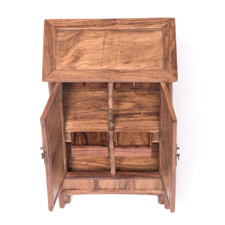 Miniature Chinese Noodle Cabinet For Sale 1