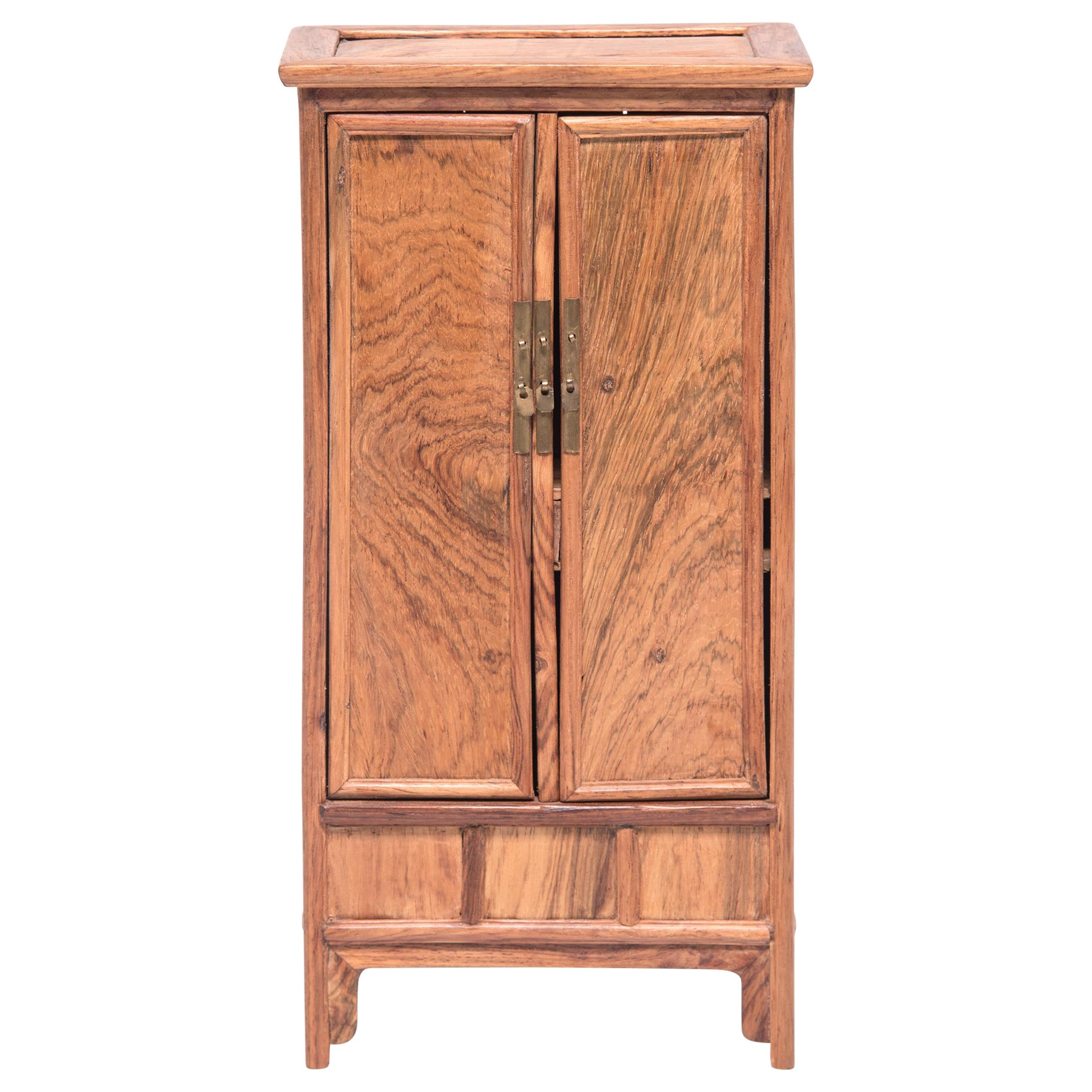 Miniature Chinese Noodle Cabinet