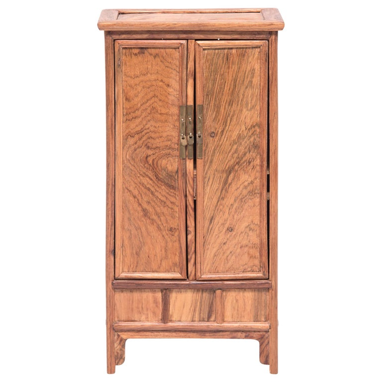 Miniature Chinese Noodle Cabinet For Sale
