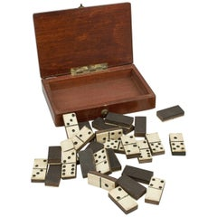 Miniature Domino Set