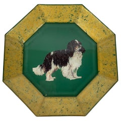 Miniature King Charles Plate