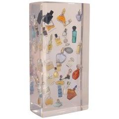 Miniature Perfume Bottles 3D Resin Art