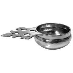 Miniature Silver Porringer, London 1899 Pairpoint Bros