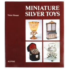"""""""Miniature Silver Toys"""" Book by Victor Houart"""
