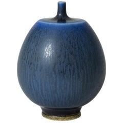 Miniature Stoneware Vase by Berndt Friberg