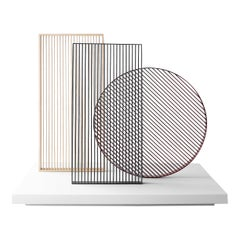 Minimal Sculpture and Decorative Piece Laws of Motion by Joel Escalona