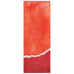 Minimale Rosso Decorative Screen