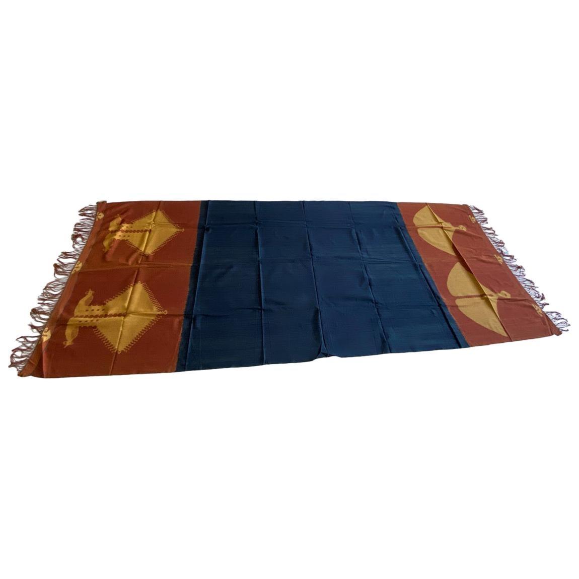 Minimalist Antique Textile