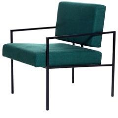 "Minimalist Armchair ""Helena"" by Samuel Lamas"