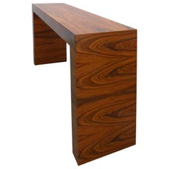 Umberto Asnago for Mobilidea Minimalist Console Table, Italy