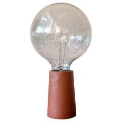 Minimalist Design Line Lamp by Bill Curry