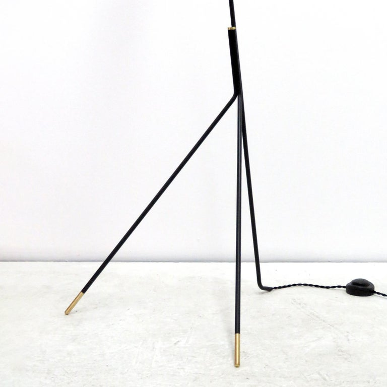 Minimalist Floor Lamp 'Apex' by Gallery L7 For Sale 1