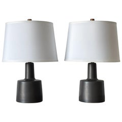 Minimalist Martz Lamps by Jane and Gordon Martz, Ceramic